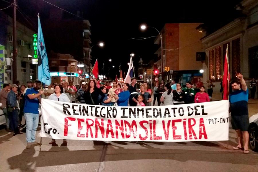 """FNM: """"La intendencia de Artigas es enemiga de la clase obrera y de la población"""""""