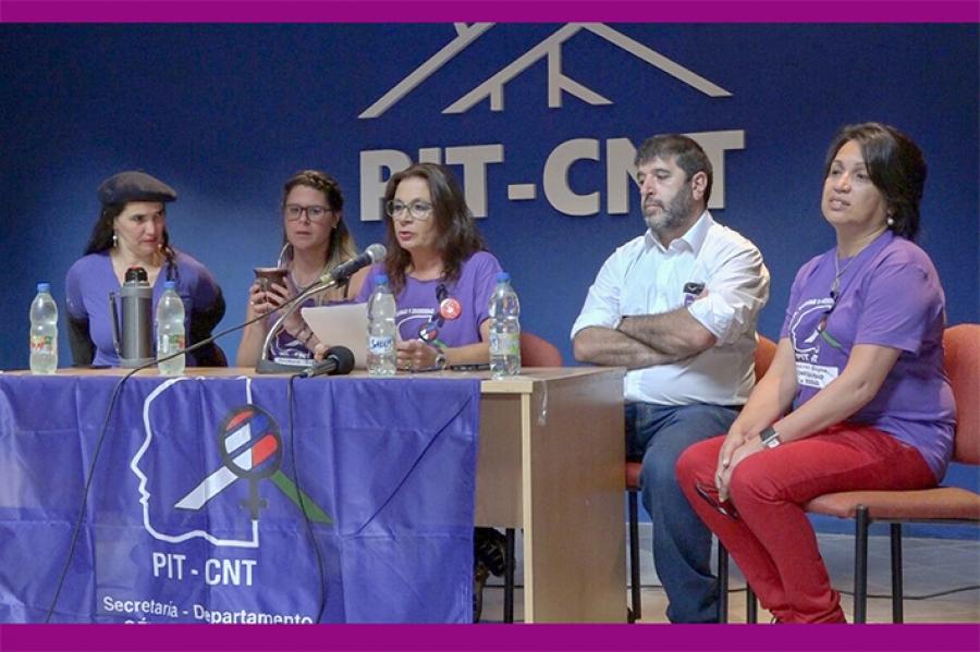 """PIT-CNT: """"cambiar la cultura de la violencia es parte del reto que enfrentamos todos y todas"""""""