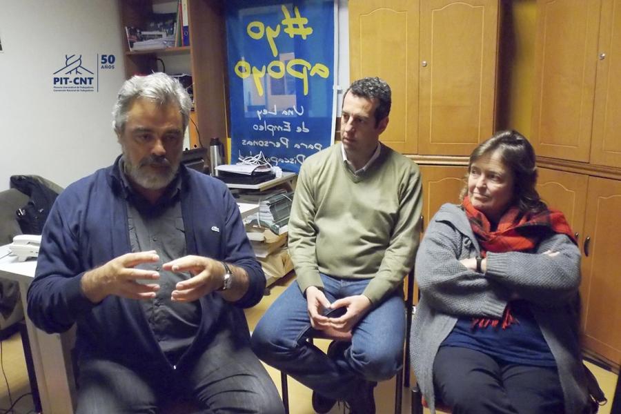 """Rodríguez (CCOO): La seguridad laboral y la drogo dependencia """"preocupan al mundo"""" del trabajo"""