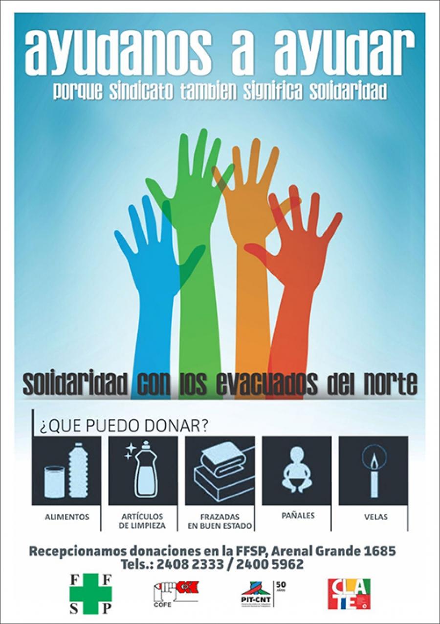 Ayúdanos a ayudar