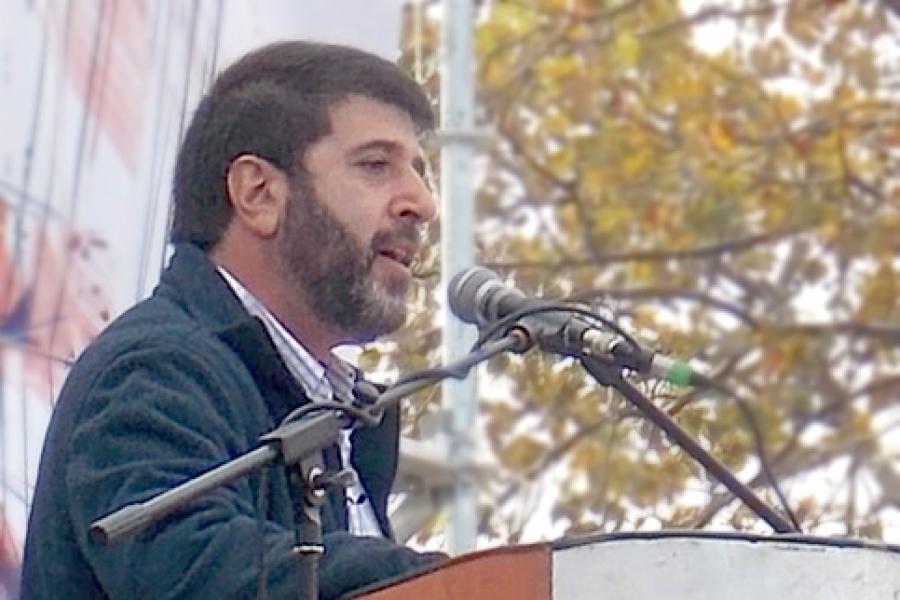 """Coordinador Fernando Pereira: """"Será el Congreso más grande de la historia del movimiento sindical"""""""