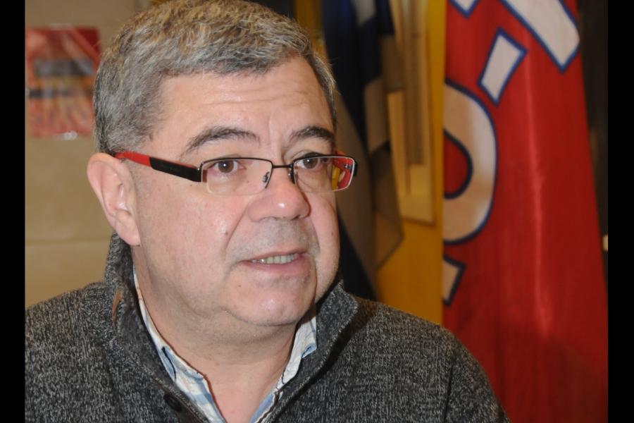 """Milton Castellanos (Cuesta Duarte): los lineamientos del Poder Ejecutivo son """"Insuficientes, muy bajos"""""""