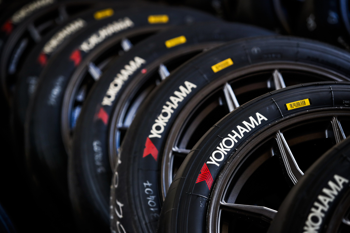 Yokohama tyres during the 2019 FIA WTCR World Touring Car cup of Portugal, Vila Real from july 5 to 7 - Photo Florent Gooden / DPPI