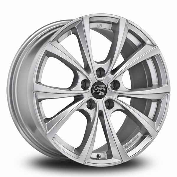 MSW 27 Tesla Silver