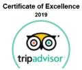 Pitfaranne Certificate of Excellence TripAdvisor