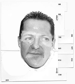 Suspected Mercedes W04 saboteur image released