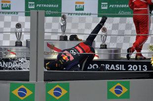 Webber in Red Bull shoe loan regret