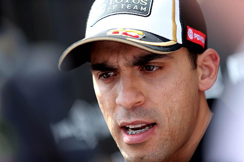 """""""I never touched her!!!"""" Maldonado crash-blame denial"""