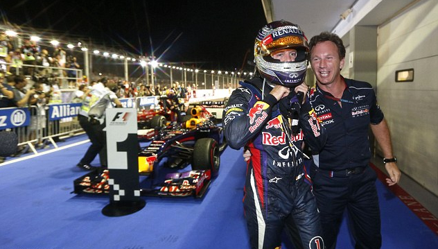 Red Bull annoyed skillful cheating no longer obvious