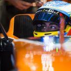 mclaren honda MCL32 Fernando Alonso