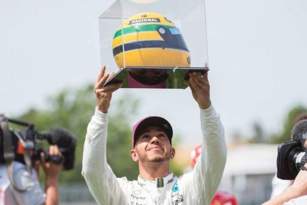 Lewis Hamilton 65 pole positions