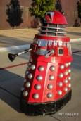 Derek the Red Dalek