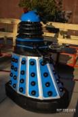 Old Blue the Dalek