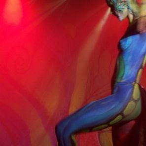 Body Panting para Art Color Ballet