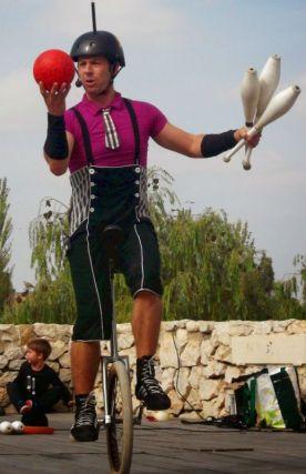 Vestuario Circo - La Finestra Nou Circ