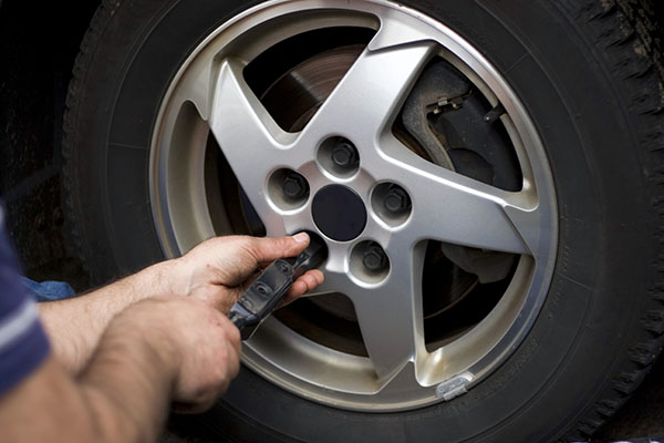 Wheel Mechanic
