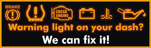 Pitlane Automotive LTD - Warning Lights Repair Service