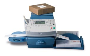 Office postage machines