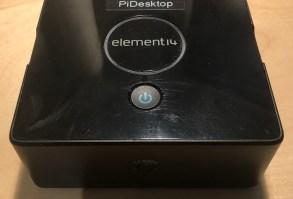 Element 14's Pi Desktop