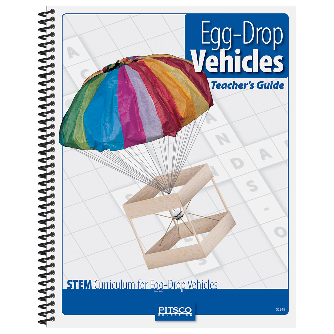 Egg Drop Vehicles Teacher S Guide W