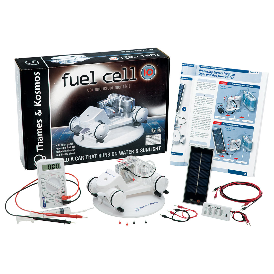 Fuel Cell 10 Car Kit W