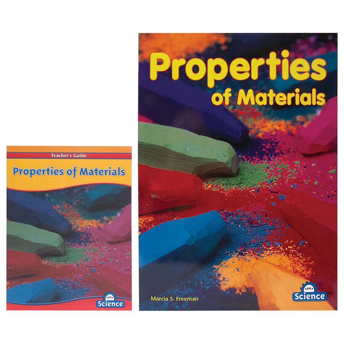 Properties Of Materials Big Book Amp Teacher S Guide W