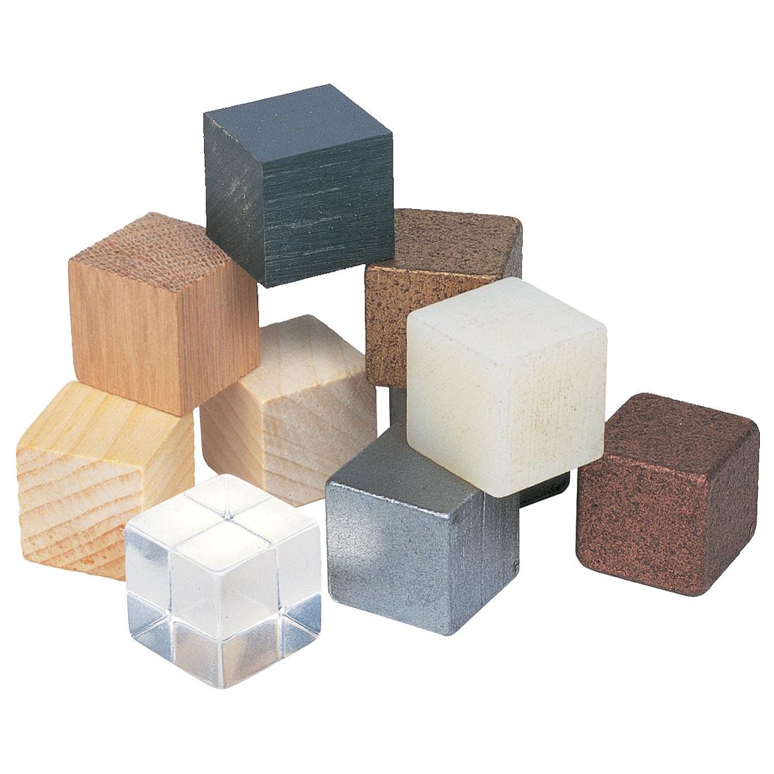 Density Cubes W