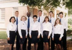 1998 student ambassadors