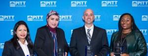 2018 Alumni Award Recipients
