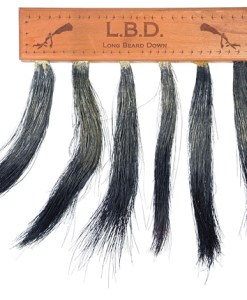 LBD Beard Display - Preston Pitman Game Calls