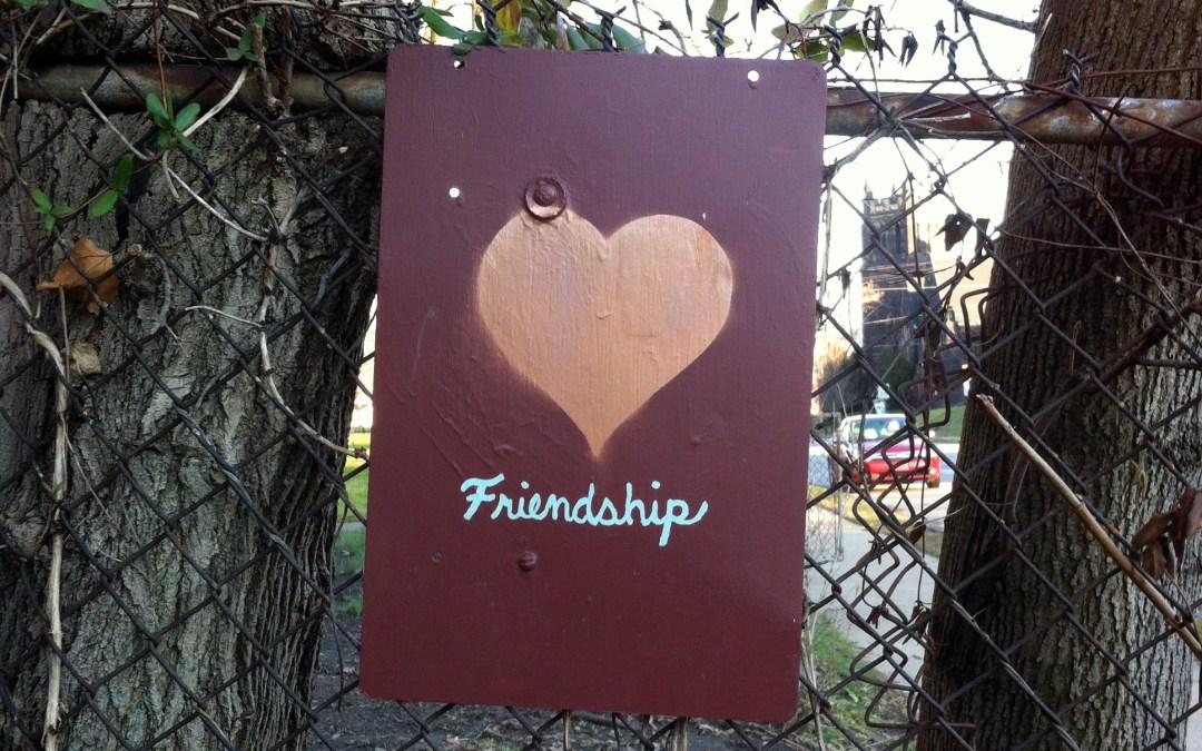 5 Reasons Why the Friendship Neighborhood is Cool