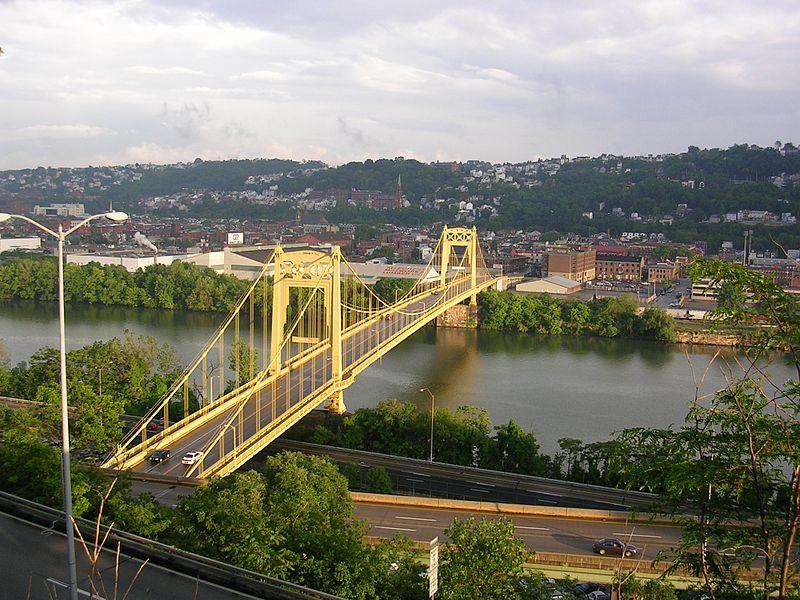 Pittsburgh Neighborhoods: The Bluff (Uptown)