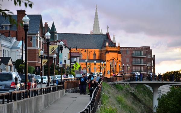 Pittsburgh Neighborhoods: History of Mt. Washington