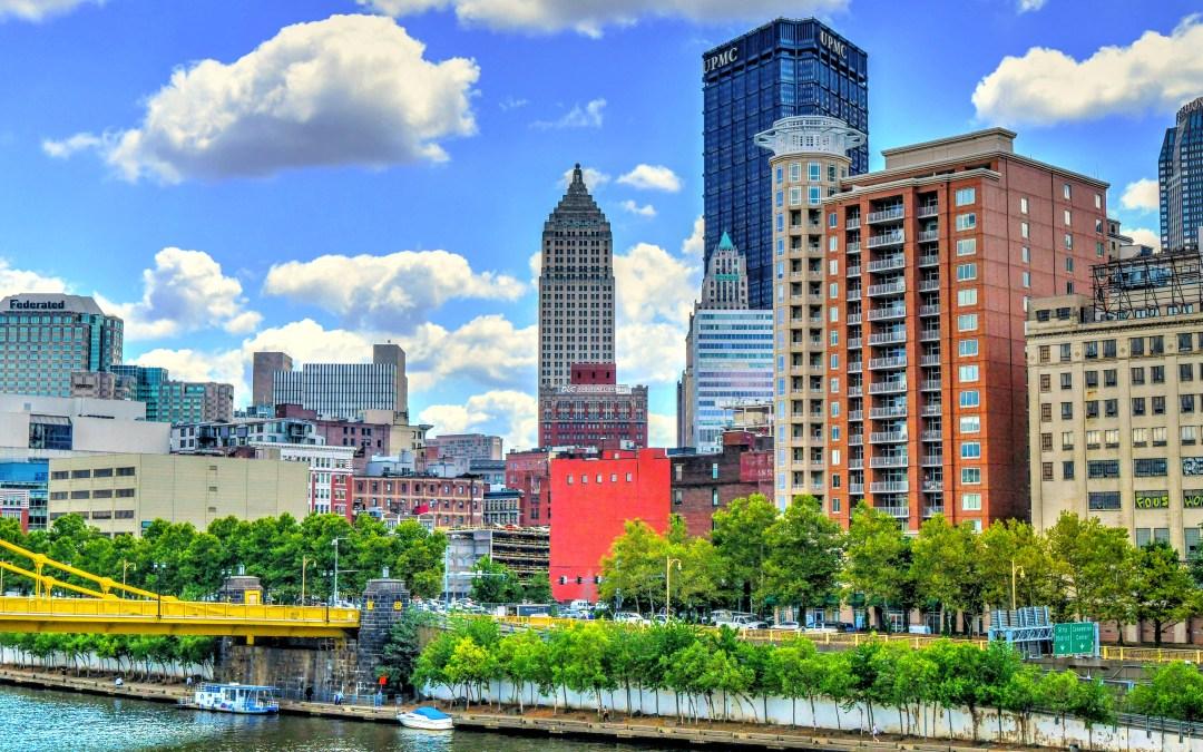 Pittsburgh Neighborhoods: History of Downtown Pittsburgh