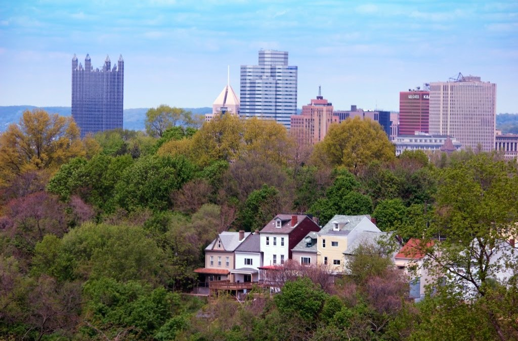 Pittsburgh Neighborhoods: History of Arlington