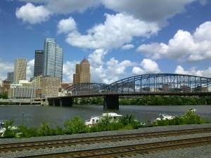 Pittsburgh this weekend