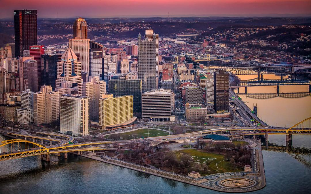 The Green Evolution of Pittsburgh Today