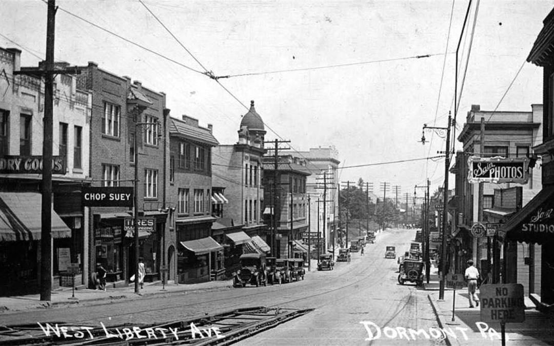 Pittsburgh Suburbs:  History of Dormont