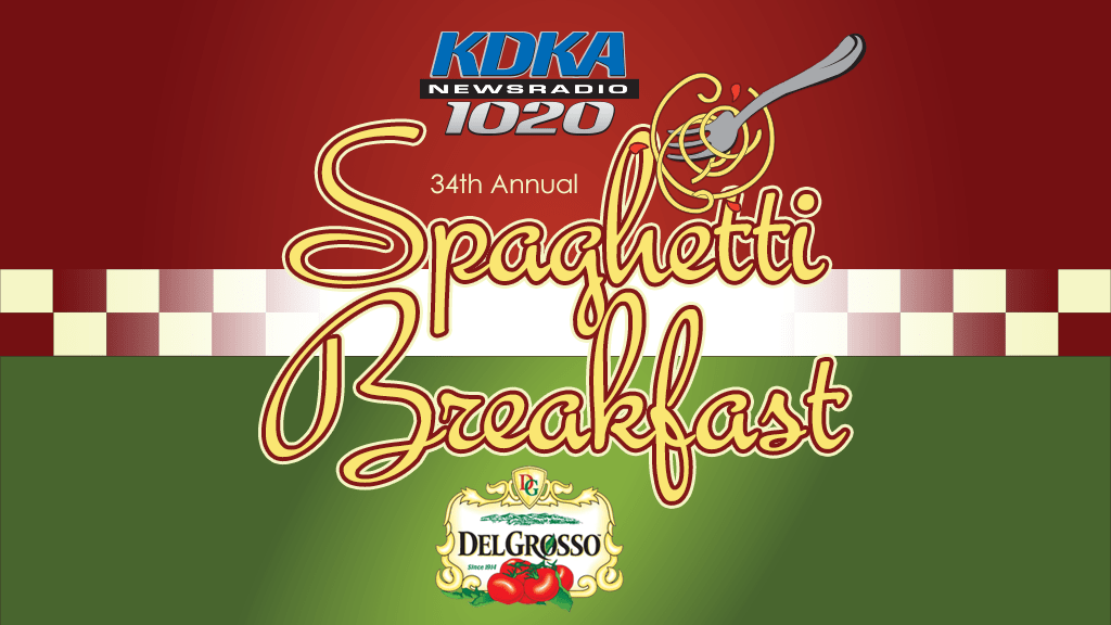 The 34th Annual KDKA Spaghetti Breakfast