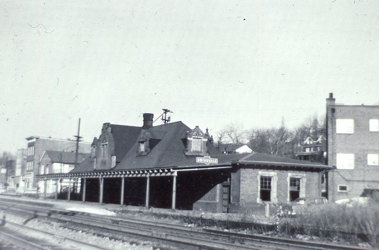 Pittsburgh Suburbs: History of Swissvale