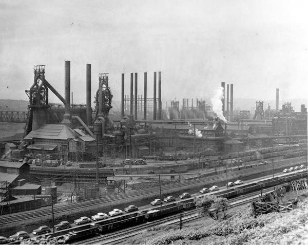 Pittsburgh Suburbs: History of Rankin