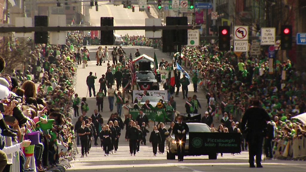 The History of the Pittsburgh St. Patrick's Day Parade