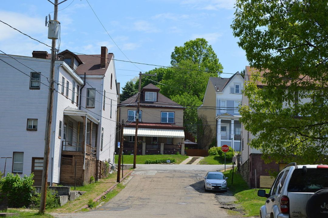 History of Reserve Township