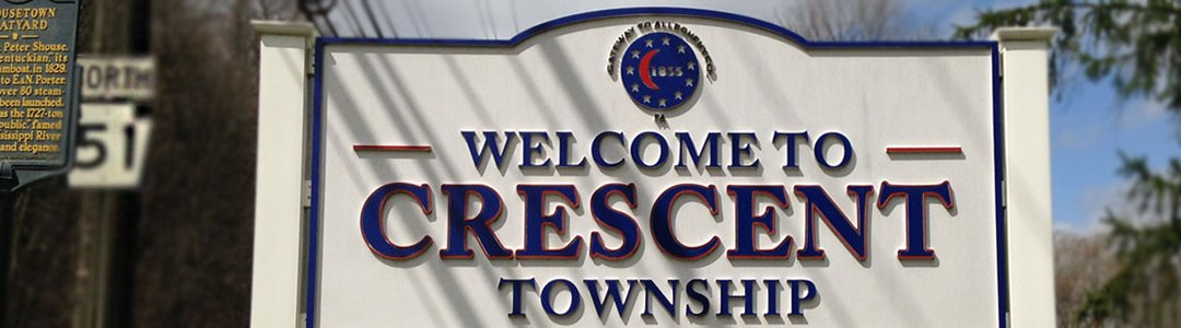 Pittsburgh Suburbs: History of Crescent Township