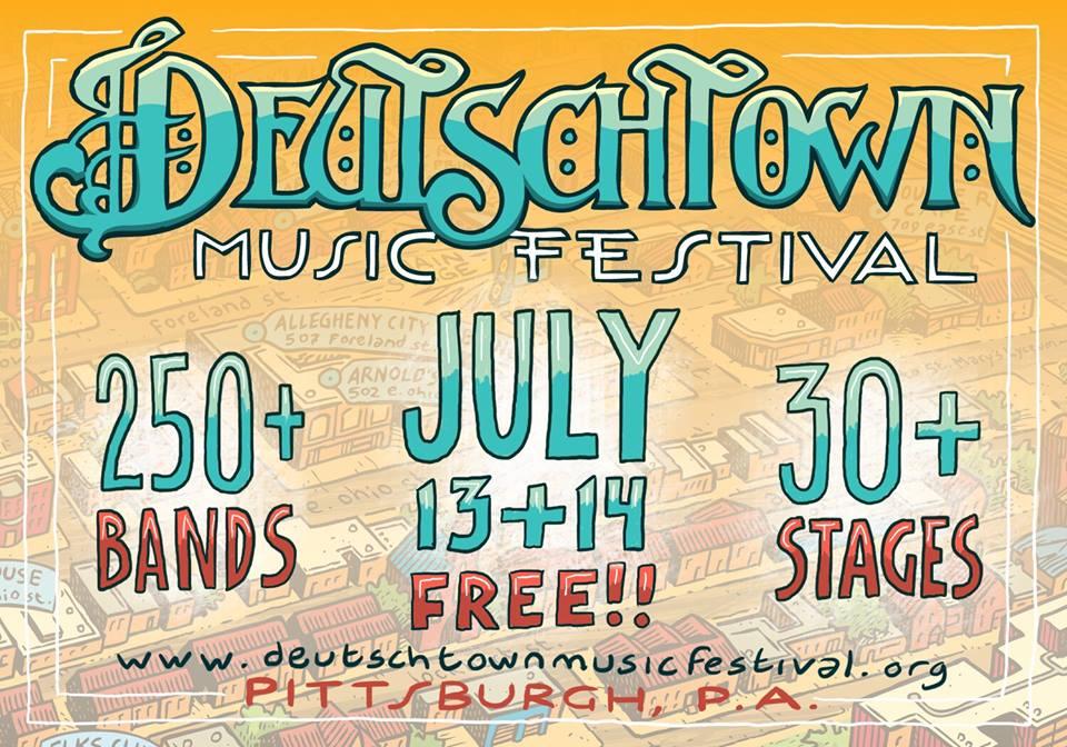 Deutschtown – The Music Continues