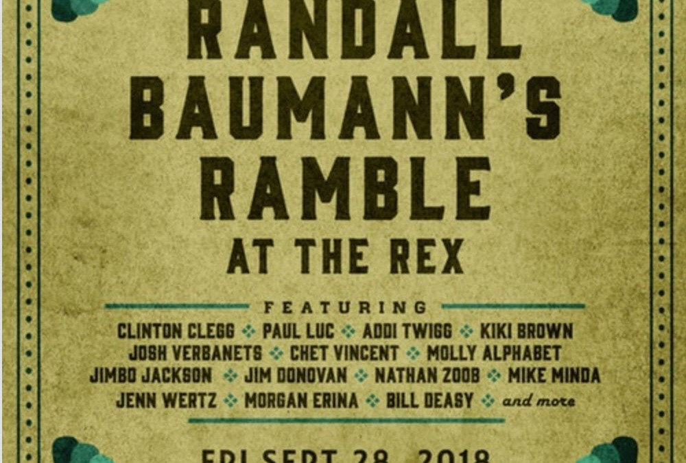 Ramble, Young Man… Ramble