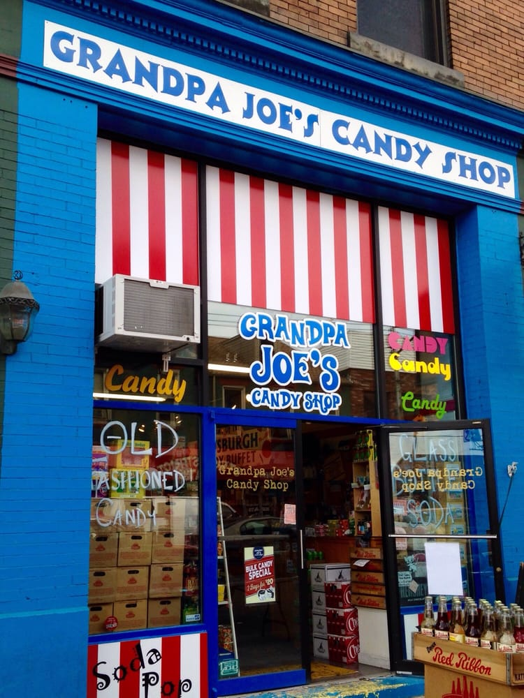 Candy Stores in Pittsburgh