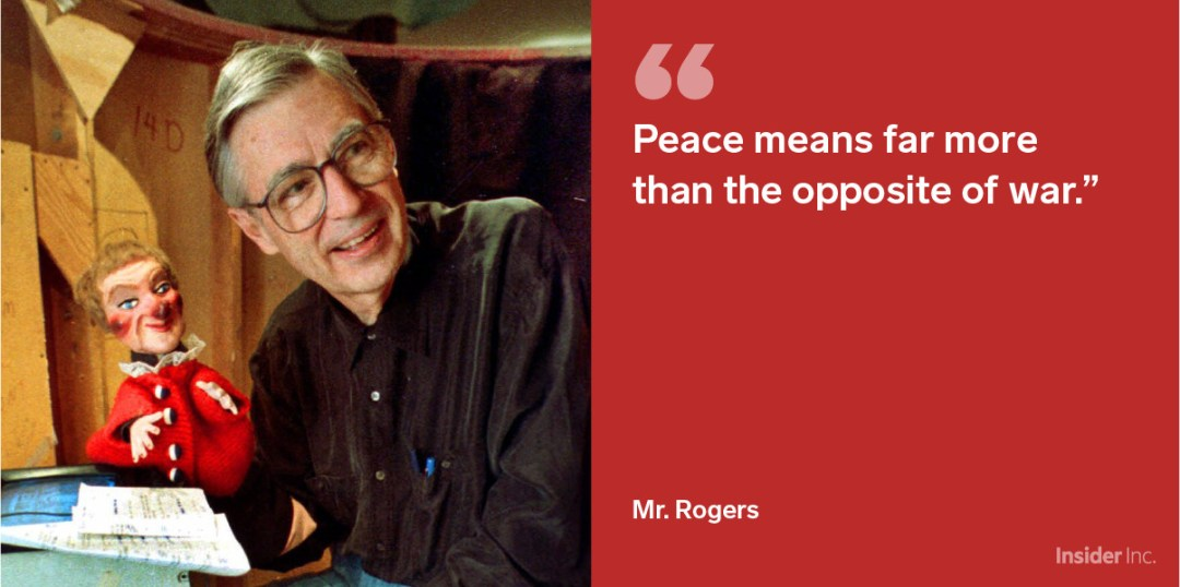 Mr Rogers Quotes To Consider For Life Pittsburgh Beautiful