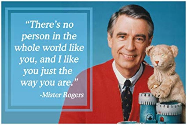 Mr. Rogers Quotes