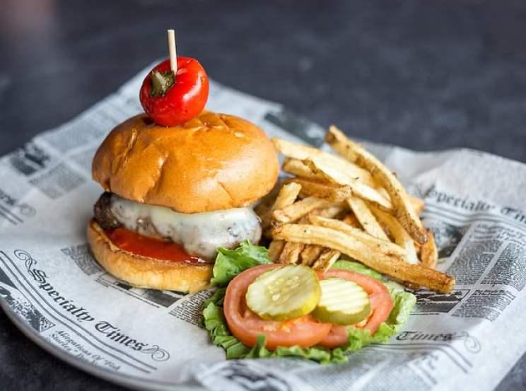 Restaurants in Uptown Pittsburgh